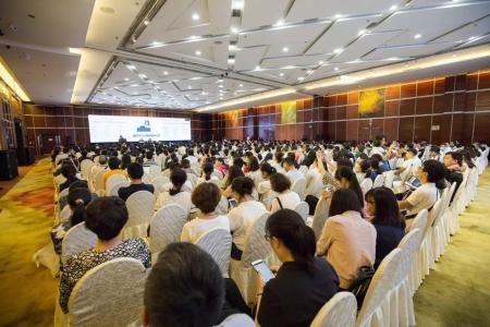 何爱军主任出席2017天坛国际癫痫会议